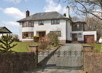 Thumbnail 4 bed detached house for sale in Llanddewi, Llandrindod Wells, Powys