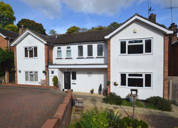Thumbnail 5 bed detached house for sale in Gayton Close, Amersham