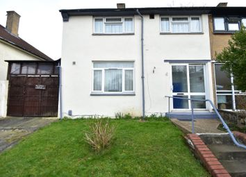 Thumbnail 3 bed end terrace house for sale in Lyall Avenue, London