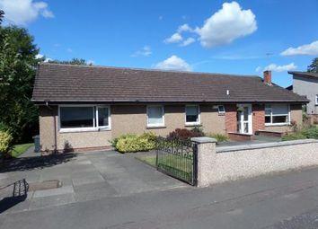 Thumbnail 4 bed detached bungalow for sale in Alexander Street, Coatbridge