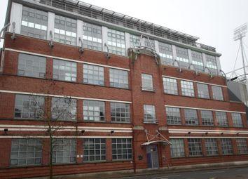 Thumbnail 3 bedroom flat to rent in Portman Road, Ipswich