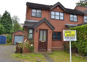 Thumbnail 3 bed semi-detached house for sale in Orchard Gardens, Leek, Leek
