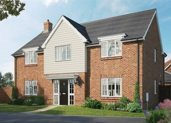 Thumbnail 4 bed detached house for sale in The Woodford, Meadow Croft, Houghton Conquest