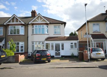 Thumbnail 3 bed semi-detached house to rent in Burlington Gardens, Romford