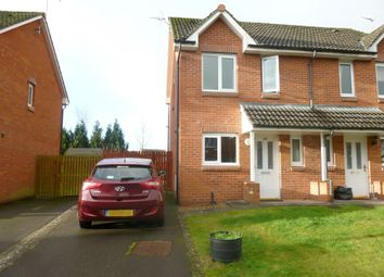 Thumbnail 2 bed semi-detached house for sale in Collochan Drive, Barnhill, Dumfries