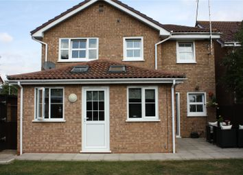 Thumbnail 4 bedroom detached house for sale in Buccaneer Close, Woodley, Reading, Berkshire