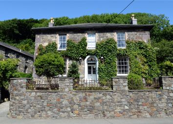 Thumbnail 5 bed detached house for sale in Tan-Yr-Allt & The Old Coach House, Main Street, Solva, Haverfordwest