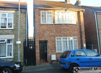 Thumbnail 3 bedroom detached house for sale in Towler Street, Peterborough, Cambridgeshire.