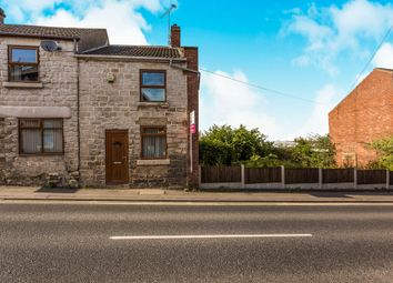 Thumbnail 3 bed end terrace house for sale in Bridge Street, Swinton, Mexborough