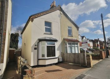 Thumbnail 2 bed semi-detached house for sale in Wendover Road, Staines Upon Thames, Middlesex