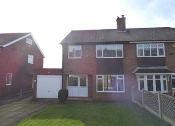 Thumbnail 3 bed semi-detached house for sale in Leycett Road, Scot Hay, Newcastle-Under-Lyme