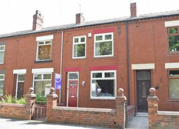 Thumbnail 2 bed terraced house for sale in Squires Lane, Tyldesley, Manchester