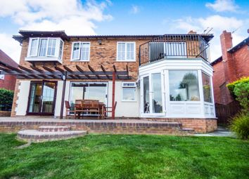 Thumbnail 5 bedroom detached house for sale in Valerian Court, Ashington