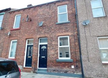 Thumbnail 2 bed terraced house for sale in Gloucester Road, Carlisle, Cumbria