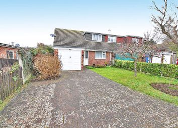 Thumbnail 2 bed semi-detached bungalow for sale in Hampson Way, Bearsted, Maidstone