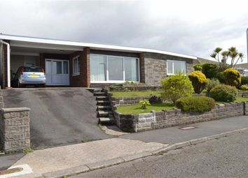 Thumbnail 3 bed detached bungalow for sale in Hillcrest, Langland, Swansea