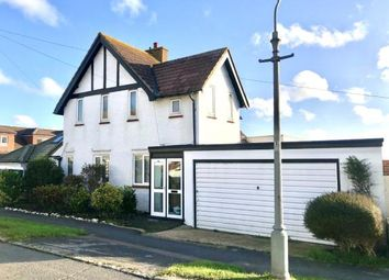 Thumbnail 3 bed detached house for sale in Wicklands Avenue, Saltdean, Brighton, East Sussex