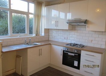 Thumbnail 2 bed semi-detached house to rent in Long Lane, Attenborough, Beeston, Nottingham