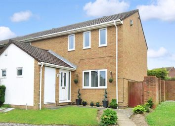Thumbnail 3 bed semi-detached house for sale in Alkham Close, Cliftonville, Margate, Kent