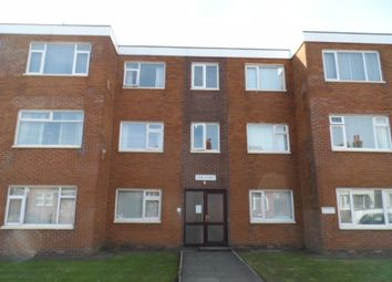 Thumbnail 2 bed flat for sale in Gosforth Road, Blackpool