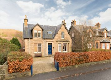 Thumbnail 4 bedroom detached house for sale in Carnethy, Springhill Road, Peebles