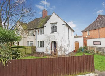 Thumbnail 3 bed semi-detached house for sale in Astley Close, Leicester
