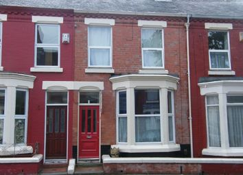 Thumbnail 3 bed terraced house to rent in Thirlstane Street, Aigburth, Liverpool
