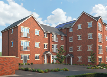Thumbnail 1 bed flat for sale in Plot 30, Treetops, Grays, Essex