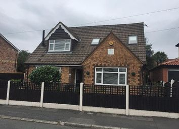 Thumbnail 6 bed detached house for sale in Raymond Avenue, Stockton Heath, Warrington, Cheshire