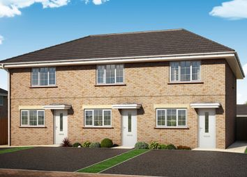 Thumbnail 2 bed end terrace house for sale in Francis Gate, Boars Tye Road, Silver End, Witham