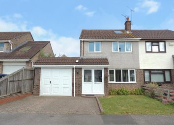 Thumbnail 3 bed semi-detached house to rent in Williams Close, Longwell Green, Bristol