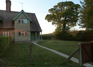 Thumbnail 3 bed semi-detached house to rent in Garden Cottages, Barton Hartshorn, Buckingham, 4Jx