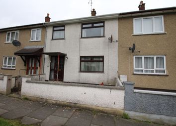 Thumbnail 3 bed terraced house for sale in Moyard Gardens, Greenisland, Carrickfergus