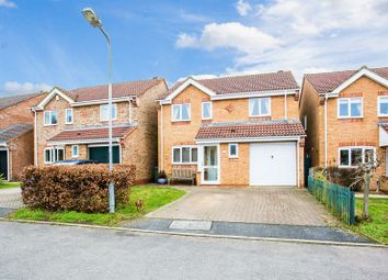 Thumbnail 4 bed detached house for sale in Watlow Gardens, Buckingham