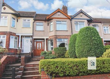 Thumbnail 3 bed terraced house for sale in Prince Of Wales Road, Coventry