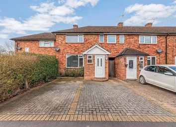 Thumbnail 2 bed terraced house for sale in Sutton Gardens, Merstham, Redhill