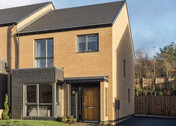 "Thumbnail 3 bedroom semi-detached house for sale in ""The Elder"" at Mount Ridge, Birtley, Chester Le Street"