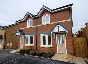 Thumbnail 2 bed semi-detached house for sale in New Road, Rufford, Ormskirk