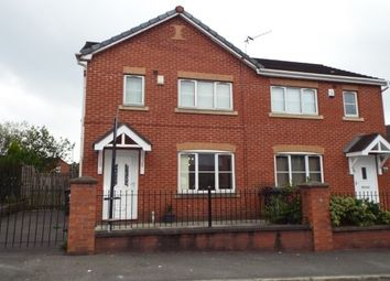 Thumbnail 3 bed property to rent in Carriage Drive, Moston