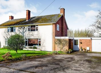 Thumbnail 3 bed semi-detached house for sale in Ordnance Close, Moreton-On-Lugg, Hereford