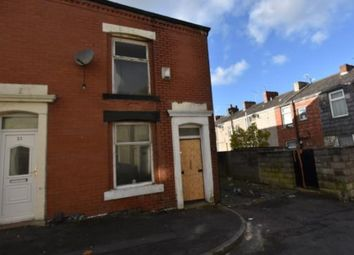Thumbnail 2 bed end terrace house for sale in Angela Street, Blackburn, Lancashire