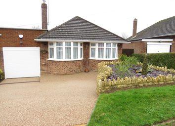 Thumbnail 3 bed detached bungalow for sale in Woodside Avenue, Abington, Northampton