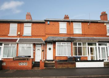 Thumbnail 2 bed terraced house for sale in Wroxton Road, Birmingham, West Midlands