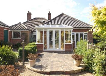 Thumbnail 3 bed bungalow for sale in North Walsham, Norfolk