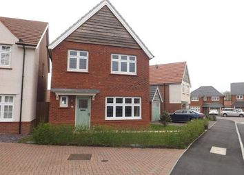 Thumbnail 3 bed property for sale in Turntable Avenue, Aston Fields, Bromsgrove, Worcestershire