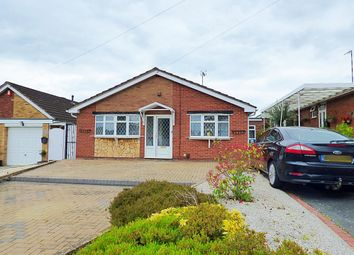 Thumbnail 3 bed detached bungalow for sale in St Helens Way, Allesley, Coventry
