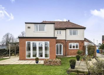Thumbnail 3 bed detached house for sale in Station Road, Rawcliffe Bridge, Goole