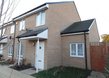 Thumbnail 1 bedroom end terrace house for sale in Glenister Gardens, Hayes, Middlesex