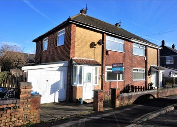 Thumbnail 3 bed semi-detached house to rent in Broadbent Road, Oldham