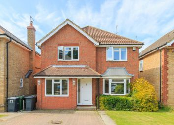 Thumbnail 4 bed detached house for sale in The Birches, Bushey, Hertfordshire